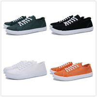 New Men's canvas Casual shoes Athletic Running Shoes Outdoor Skateboard shoes