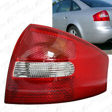 For 1998-2004 AUDI A6 C5 Red Clear LED Rear Tail Break Light Lamp Right Side FM