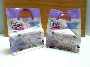 Real Littles Shoes Blind Bags x 2 New And Sealed