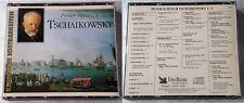 KLASSISCHE KOSTBARKEITEN / Peter Iljitsch Tschaikowsky .Readers 3-CD-Box OVP/NEU