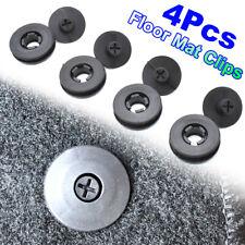 4Pcs Universal Grips Clamps Holders Retention Car Floor Mats Clip Carpet Fixing