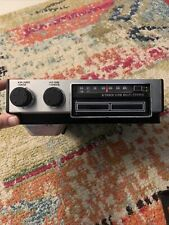 Vtg Japan Muntz Stereo 8 Trackfm Under Dash Car Player Model 800 Mpx W Bracket