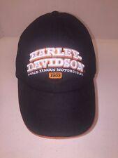 Harley Davidson World Famous Motorcycles 1903 Baseball Hat Cap OSFM