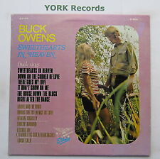 BUCK OWENS - Sweethearts In Heaven - Excellent Con LP Record Starday SLP-446