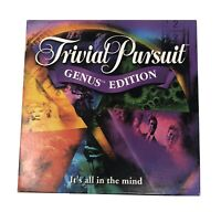 TRIVIAL PURSUIT GENUS EDITION COMPLETE - By PARKER/ HASBRO