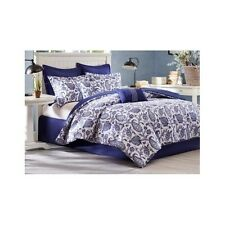 Bedding Sets Full For Teens Girls Queen Comforter Paisley Floral Beach Pillow 8p