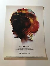 The Last of Us Mondo Olly Moss Jay Shaw signed and numbered 325/325