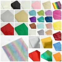 A4 Glitter Card Coloured Premium Quality Low Non Shed 250gsm Crafts Mixed