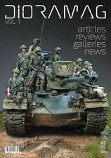 Abrams Squad Dioramag Vol.01 (English, 96 pages)