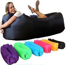 Fast Infaltable Air Sofa Good Quality Sleeping Bag Inflatable Air Lazy bag Beach