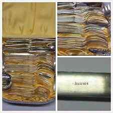 Besteck Nica 100er Silber 6 Personen 36 teilig