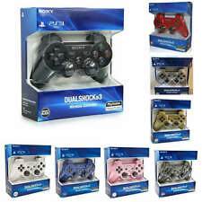 NEW Original Sony PlayStation 3 SixAxis Wireless Controller PS3 DualShock 3 HOT