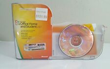 Microsoft Office Word Home and Student 2007 Retail in Box w/ Product Key