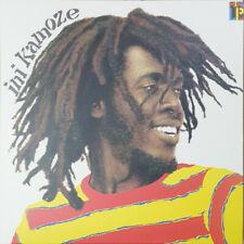 Ini Kamoze - Ini Kamoze LP UK Vinyl Album WORLD OF MUSIC RECORD Damian Marley