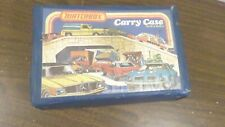 1978 Lesney Matchbox Car Carry Case, Holds 24 Cars