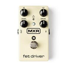 MXR M264 PEDAL DE EFECTO, FET DRIVER, NUEVO