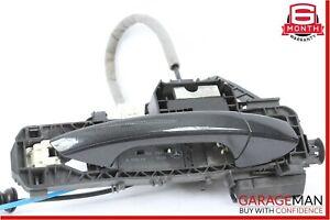 08-14 Mercedes W204 C300 Rear Right Exterior Door Handle w/ Door Actuator OEM
