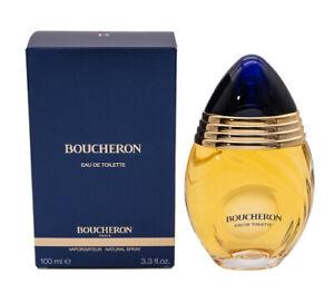 Boucheron by Boucheron 3.4 oz EDT Perfume for Women New In Box