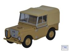 76LAN180008 Oxford Land Rover Series 1 80 Canvas 34th Light AA Reg RAF Firdan