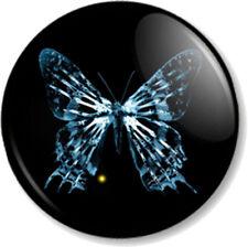"Fringe Butterfly 25mm 1"" Pin Button Badge TV Series Sci-Fi FBI Symbol Image Logo"