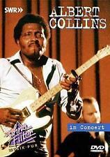 Collins, Albert - Albert Collins - In Concert: Ohne Filter