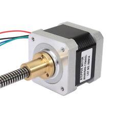 JKM NEMA17 42mm Two Phase Hybrid Linear Stepper Motor 40mm Length For CNC Router