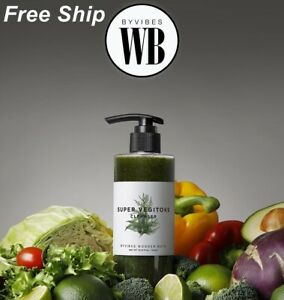 Free Gift+[WONDER BATH] Super Vegitoks Cleanser 300ml +Pump 1ea Deep Cleansing