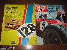 AUTOSPRINT 1971/31=REGAZZONI=ICKX=FERRARI=STEWART=FIAT 128 RALLY=