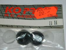 vintage KO PROPO BH rc PIGNON pinion Ritzel PIGNONE PS20 PS30 PS-20-30 C200