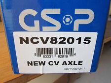 GSP Ncv 82015 Right CV Axle Shaft   2002 - 2007  jeep liberty nos