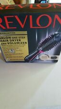 Revlon One Step Curler Hair dryer New Damaged Box