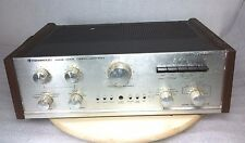 Vintage Kenwood Ka-6000 Solid State Stereo Amplifier Used Tested Working Genuine