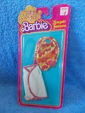 Vintage  Barbie  Bargain Fashions  Swimsuit & Coverup  NRFP
