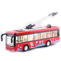 Giocattoli per Bambini Autobus Turistico nel Lega Modello 1/32 Filobus Diec G7C8