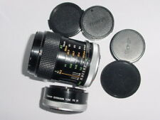 CANON 50MM F/3.5 S.S.C. MACRO FD Manual Focus LENS + Extension Tube 25