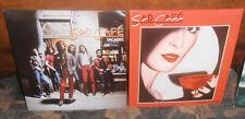 BRITISH ROCK BAND 70'S SAD CAFE 2 LP LOT VINYL NM
