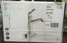 Kohler Georgeson Single-Handle Bathroom Faucet W/ Pop-Up Drain, Brushed Nickel