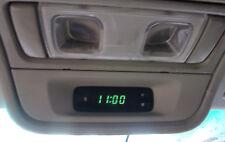 1998-2002 Subaru Forester Dash Clock 02-05 Impreza WRX Saab 9.2x SF Overhead