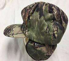 Whitewater Outdoors Fleece Thinsulate Realtree Hat at With Ear Flaps Size Large{