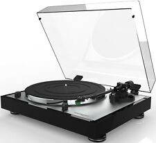THORENS TD402 automatic DirectDrive black turntable/cartridge AUTHORIZED-DEALER