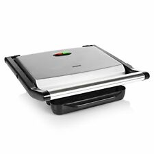 Panini Grill (2000 W acero inoxidable) Princess 112412