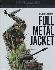 FULL METAL JACKET 4K ULTRA HD & BLURAY & DIGITAL SET with Stanley Kubrick