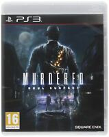 Murdered Soul Suspect (PS3) *New and Sealed*