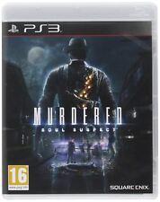 Asesinado Soul sospecha (PS3) * Nuevo y Sellado *