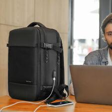 Mark Ryden Portable Oxford Fabric Waterproof Men Business Laptop Backpack S4B4