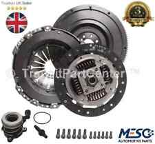 SOLID FLYWHEEL CLUTCH CSC VAUXHALL COMBO MKII 1.3 CDTI 16V 75HP 10.2005-11.2011