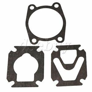 Blcak Paper Pad Air Compressor Valve Repair Kit Parts Valve Plate Pack of 3