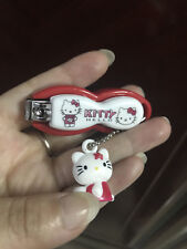 1PC Red Kawaii Hello Kitty Nail Clipper Manicure Cutter Pedicure Toe Nipper Cut