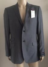 TED BAKER STERLING PINDOT CLASSIC WOOL GREY SUIT JACKET / BLAZER SIZE 42/L BNWT