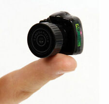 Smallest Video Camera Web cam Car dash lcd led dslr router hdd micro sd usb otg